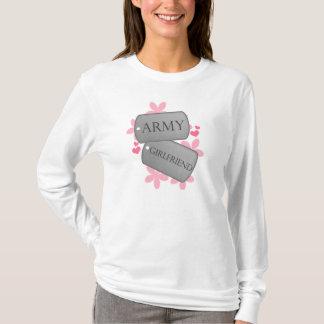 Dog Tags - Army Girlfriend T-Shirt