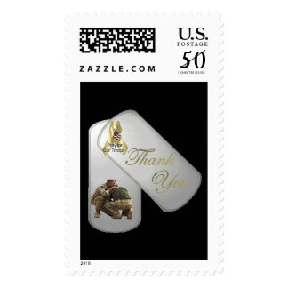 Dog Tags Postage