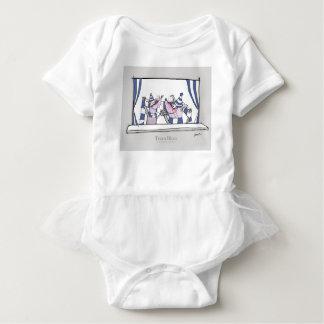 dog team blues forever baby bodysuit