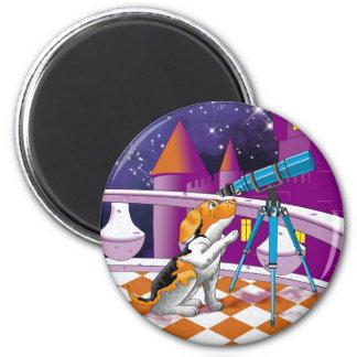 dog telescope magnet