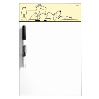 Dog Therapy Dry-Erase Boards