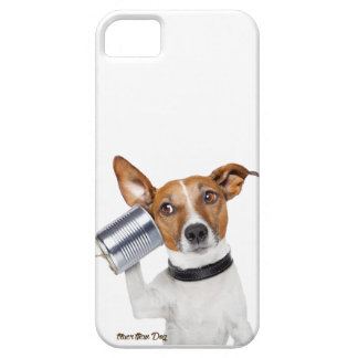 Dog Tin Can Phone iPhone SE/5/5s Case