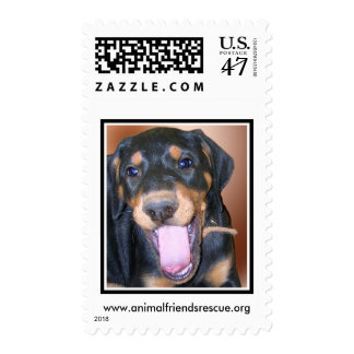 Dog Tired Stamps