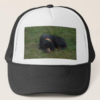 Dog Tired Trucker Hat