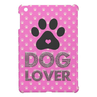 Dog to lover iPad mini cover