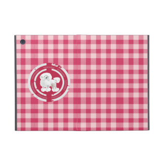 DOG TOY POODLE PINK CASES FOR iPad MINI