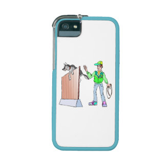Dog Trainer iPhone 5 Covers