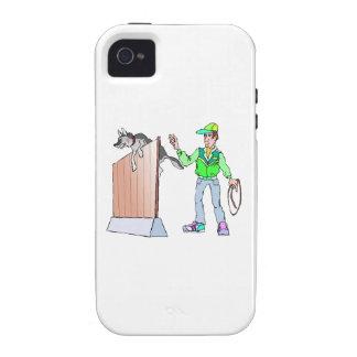 Dog Trainer Case-Mate iPhone 4 Cases