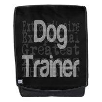 Dog Trainer Extraordinaire Backpack