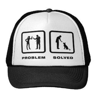 Dog Trainer Trucker Hat