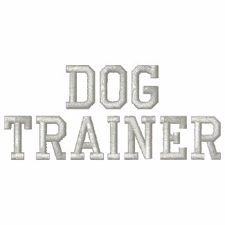 Dog Trainer Personalized Basic Zip Hoodie