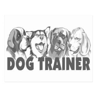 Dog Trainer Postcard