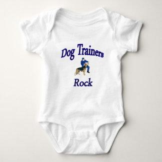 Dog trainers rock copy infant creeper