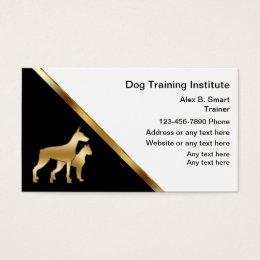 Dog club business cards templates zazzle dog training business cards colourmoves