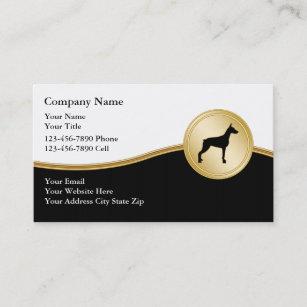 Dog training business cards templates zazzle dog training business cards colourmoves