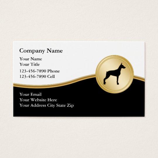 Dog training business cards zazzle dog training business cards colourmoves