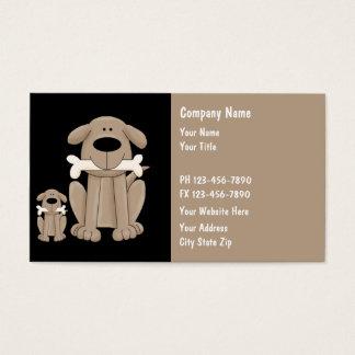 Dog Training Business Cards