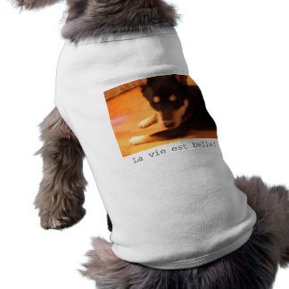 Dog Tshirt ドックT