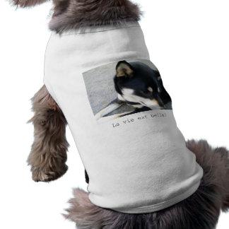 Dog Tshirt ペットT-シャツ
