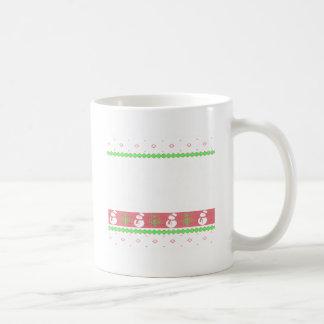 Dog Ulgy Christmas Coffee Mug