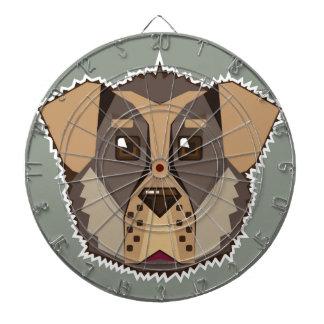 Dog Vector icon Dartboards