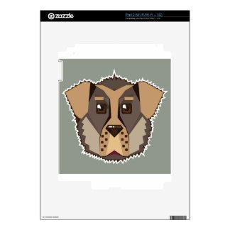Dog Vector icon iPad 2 Decals