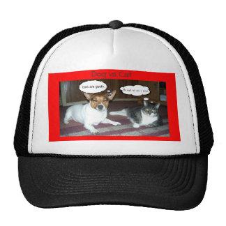Dog VS Cat Trucker Hat