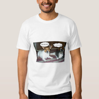 Dog VS Cats T-shirt
