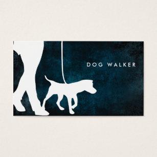Dog walker business cards templates zazzle dog walker business card 35 x 20 colourmoves