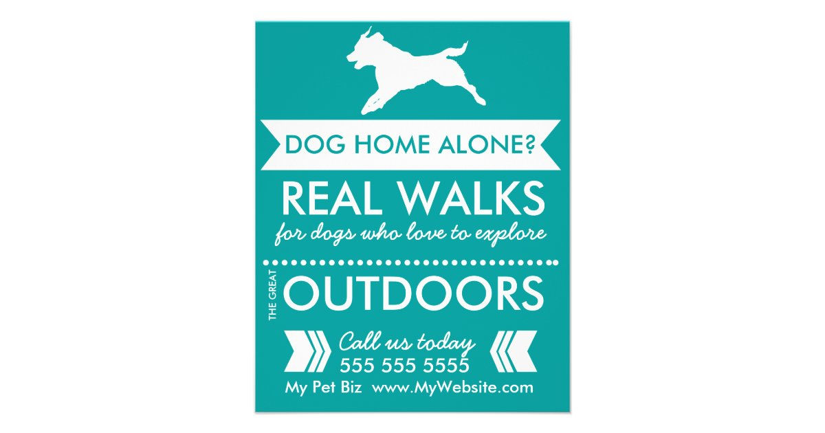 Dog Walking Flyers Templates Free Dog Walking Flyer Template Free