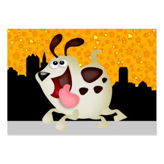 Dog Walker / Groomer / Etc. - SRF Large Business Card