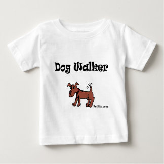 Dog Walker Infant T-shirt