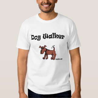 Dog Walker Tee Shirt
