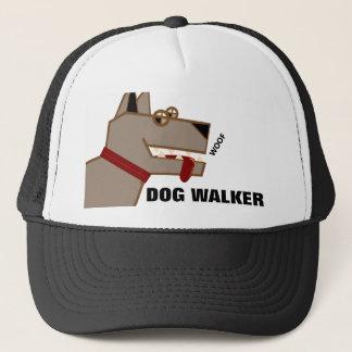 DOG WALKER TRUCKER HAT