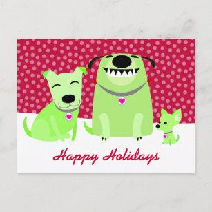Dog Walker's Holiday