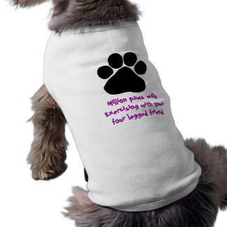 Dog walking clothing