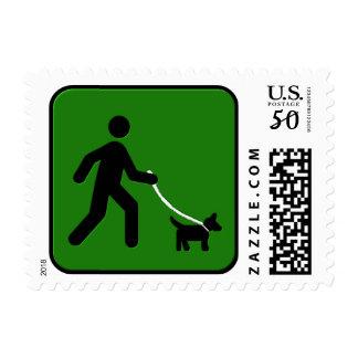 Dog Walking Postage