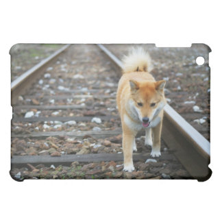 Dog walking track cover for the iPad mini