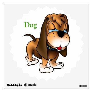 Dog Wall Decal