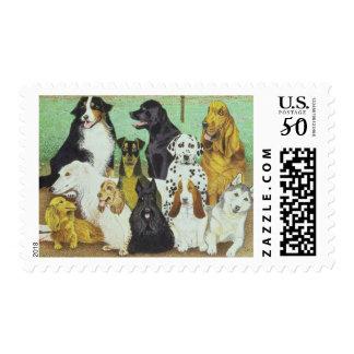 Dog Watch Postage