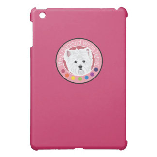 Dog West highland white terrier Cover For The iPad Mini