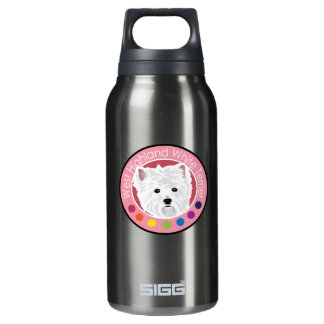 Dog West highland white terrier SIGG Thermo 0.3L Insulated Bottle
