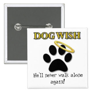 Dog Wish Button