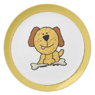 Dog with a Bone Plate