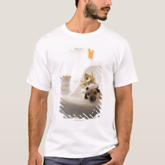 Dog with a crown T-Shirt