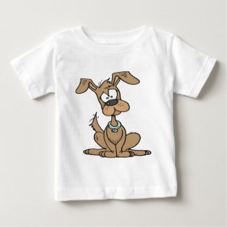 Dog with a funny confused baby T-Shirt