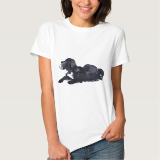 Dog with Ball Wants to Play Fetch T-Shirt