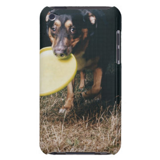 Dog With Frisbee in Mouth Case-Mate iPod Touch Case