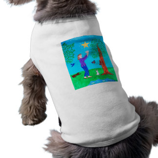 Dog Woman in Recovery T-Shirt