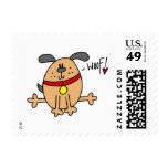Dog Woof Postage